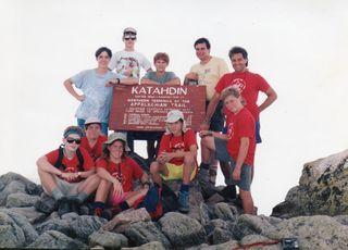 Katahdin -- 8/27/1990