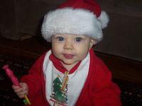 Grietie's 1st Christmas